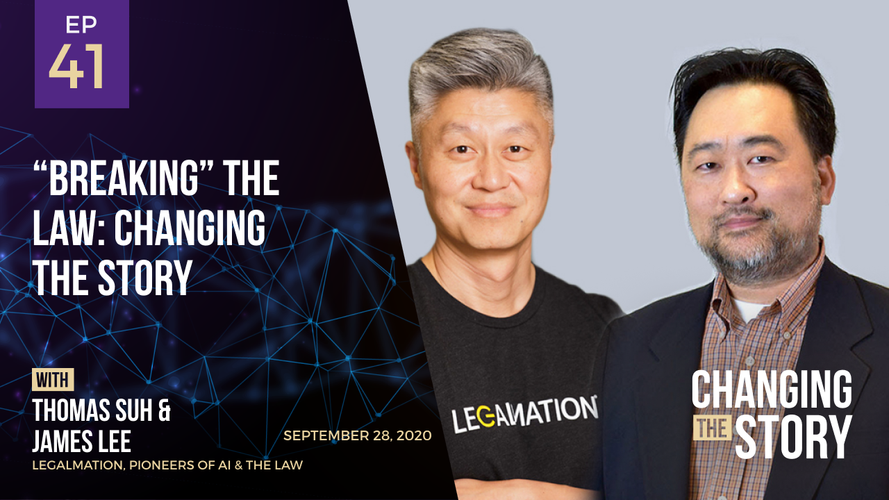 """""""Breaking"""" the Law: Changing the Story with Legalmation, Pioneers of AI & the Law"""